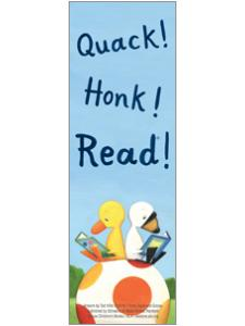 Image for Duck & Goose Bookmark
