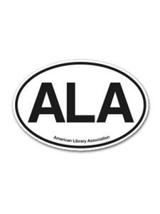 Image for Euro-style ALA Sticker