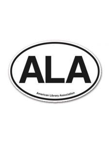 Image for Euro-style ALA Sticker