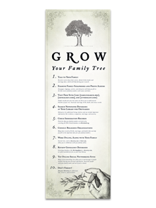 Image for Family Tree Poster