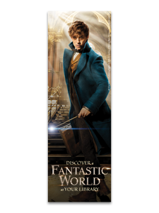 Image for Fantastic Beasts Bookmark