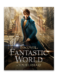 Image for Fantastic Beasts Poster