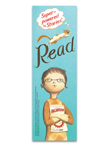 Image for Flora and Ulysses Bookmark