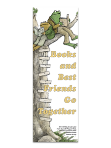 Image for Frog and Toad Bookmark