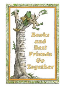 Image for Frog and Toad Poster