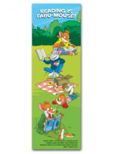 Image for Geronimo Stilton Bookmark