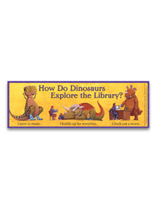 Image for How Do Dinosaurs... Bookmark
