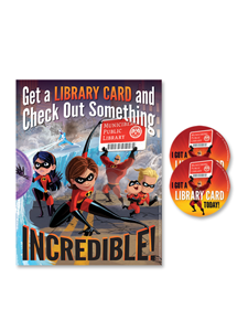 Image for The Incredibles Set 2