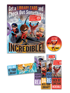 Image for The Incredibles Set