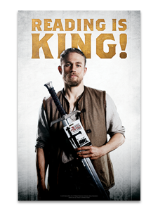 Image for King Arthur Poster