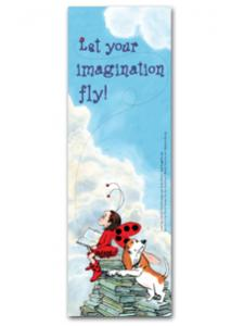 Image for Ladybug Girl Bookmark