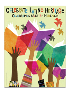Image for Latino Heritage Poster