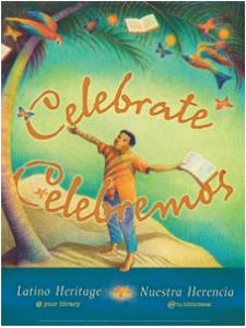 Image for Celebrate Latino Heritage Poster