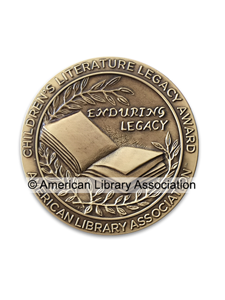 Image for Children's Literature Legacy Award Seal