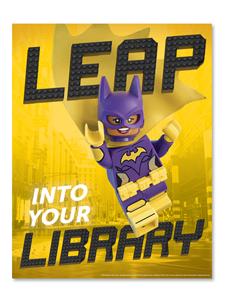 Image for LEGO® Batgirl Poster