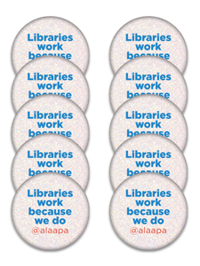 Libraries Work Buttons