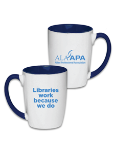 Libraries Work Mug