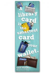 Image for Library Card Sign-up Poster