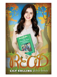 Image for Lily Collins Poster