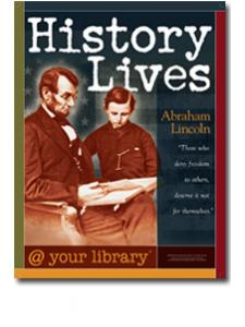 Image for Abraham Lincoln History Lives Poster