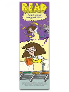 Image for Lunch Lady Bookmark