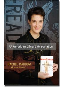 Image for Rachel Maddow Poster