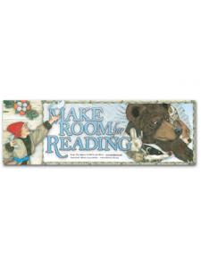 Image for Make Room for Reading Bookmark