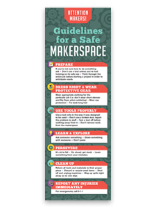 Image for Makerspace Safety Poster