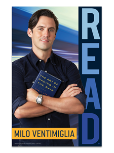 Image for Milo Ventimiglia Poster