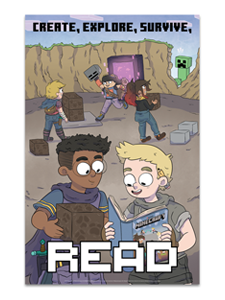 Image for Minecraft Poster