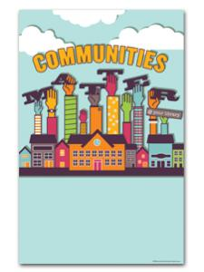 Image for Communities Matter Mini Poster