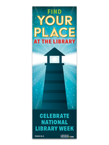 Image for 2020 National Library Week Bookmark