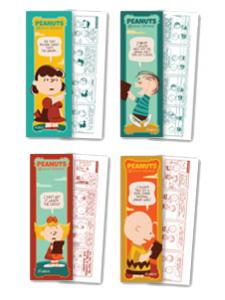 Image for Peanuts Bookmark