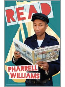 Image for Pharrell Williams Poster