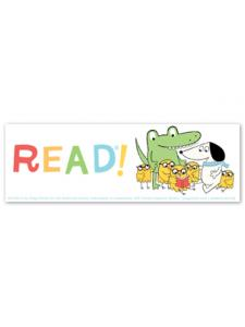 Image for Pizzoli's Pals Read Bookmark