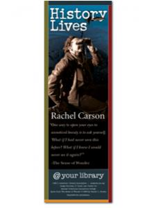 Image for Rachel Carson Bookmark
