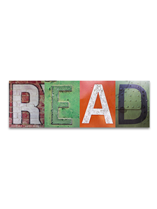 Image for Read Photo Letter Bookmark