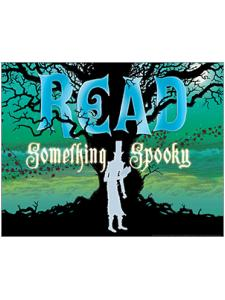 Image for Read Something Spooky Poster