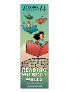 Image for Reading Without Walls Bookmark