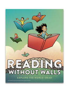Image for Reading Without Walls Poster