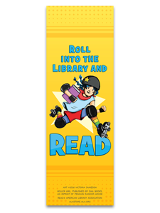 Image for Roller Girl Bookmark