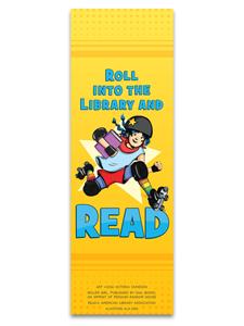 Image for Roller Girl Bookmark
