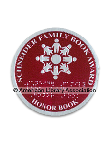 Schneider Family Book Award Honor Seal