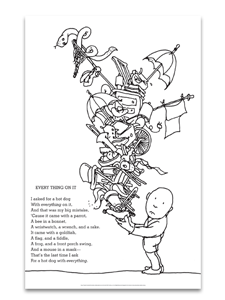 Image for Shel Silverstein Poster