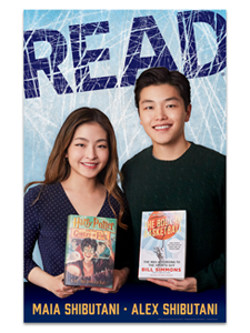 Maia and Alex Shibutani Poster