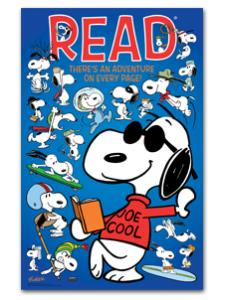 Image for Snoopy Poster