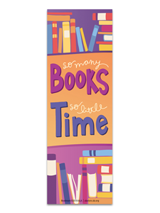 Image for So Many Books Bookmark