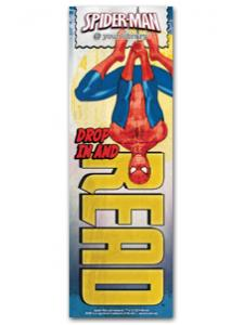 Image for Spider-Man Bookmark