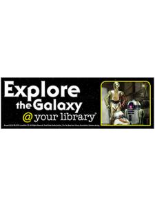 Image for Star Wars Bookmark