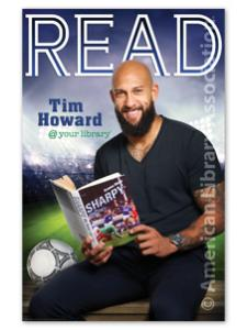 Image for Tim Howard Poster